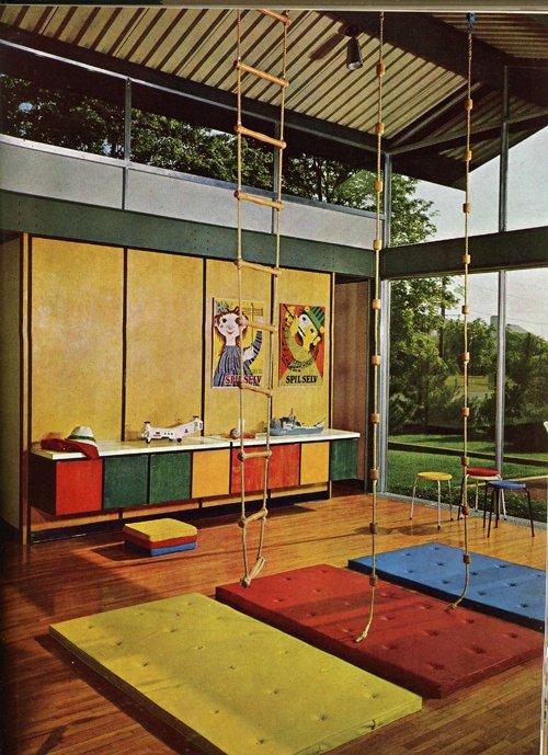 Фотография:  в стиле Прованс и Кантри, Современный, Детская, Интерьер комнат – фото на INMYROOM
