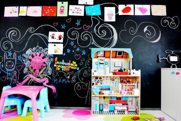 Фотография: Детская в стиле Лофт, Интерьер комнат – фото на INMYROOM