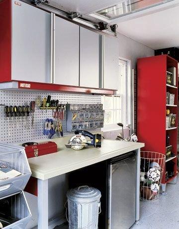 Фотография: Прочее в стиле Современный, Дом и дача, как обустроить гараж, хранение в гараже, как обустроить дачный сарай, идеи для гаража – фото на INMYROOM