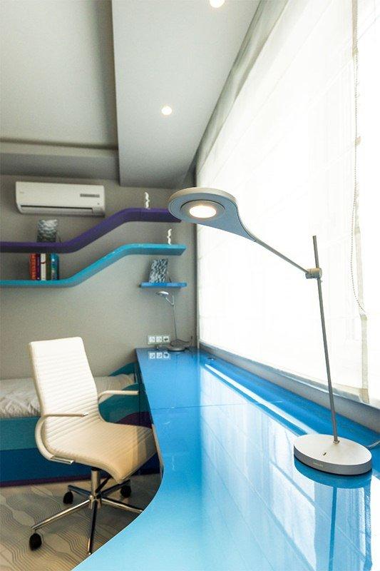 Фотография: Офис в стиле Современный, Детская, Спальня, Декор интерьера, Интерьер комнат – фото на INMYROOM