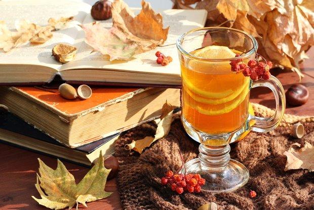 Фотография:  в стиле , Обзоры, чай, Осень – фото на INMYROOM