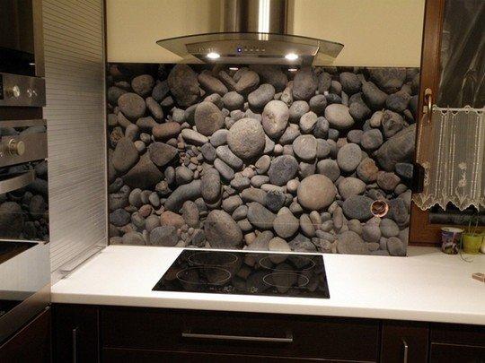 Фотография: Ванная в стиле Эко, Кухня и столовая, Интерьер комнат – фото на INMYROOM