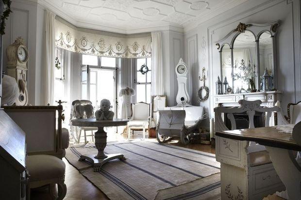 Фотография: Гостиная в стиле Прованс и Кантри, Декор интерьера, Квартира, Дом, Декор, Шебби-шик – фото на INMYROOM