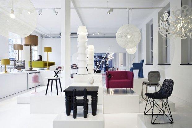 Галерея Moooi в Амстердаме