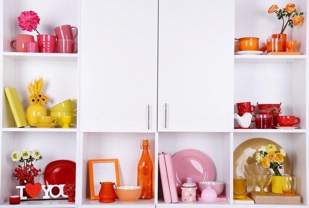Фотография:  в стиле , уборка, кухня – фото на INMYROOM