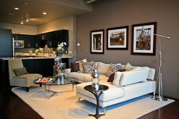 Фотография: Гостиная в стиле Классический, Современный, Кухня и столовая, Спальня, Декор интерьера, Квартира, Дом – фото на INMYROOM