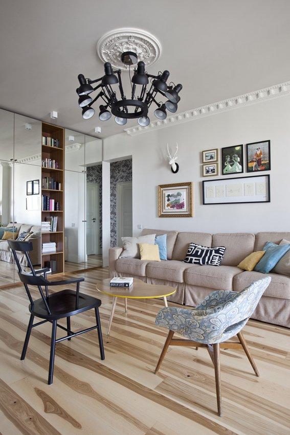 Фотография: Гостиная в стиле Скандинавский, Современный, Эклектика, Декор интерьера, Квартира, Дома и квартиры, IKEA – фото на INMYROOM