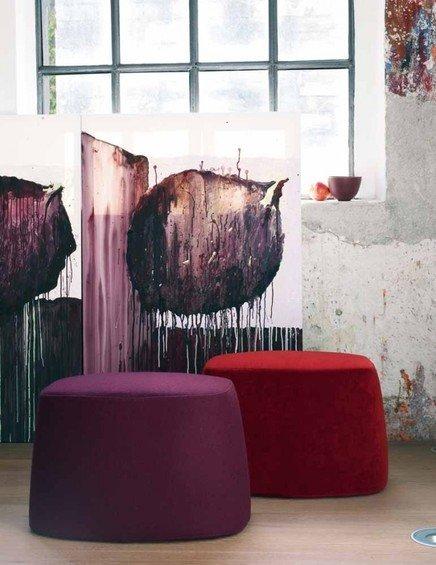 Фотография: Мебель и свет в стиле Восточный, Эклектика, Квартира, Цвет в интерьере, Дома и квартиры, B&B Italia – фото на INMYROOM