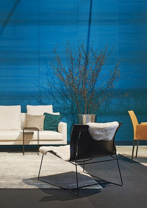 Фотография: Гостиная в стиле Современный, Индустрия, События, Галерея Neuhaus – фото на INMYROOM