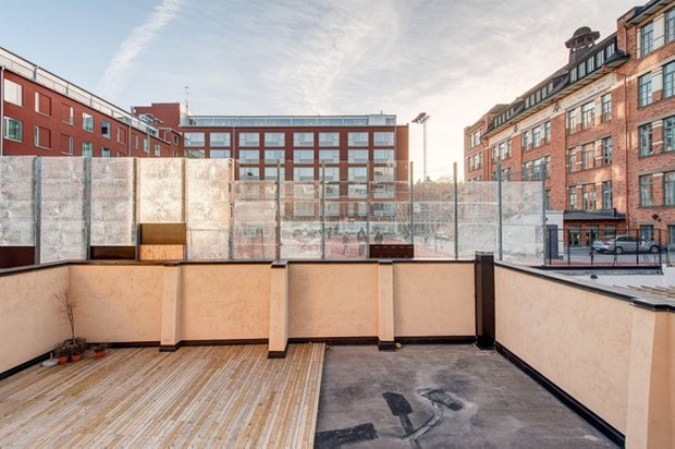 Фотография: Архитектура в стиле , Скандинавский, Малогабаритная квартира, Квартира, Дома и квартиры, Стокгольм – фото на INMYROOM