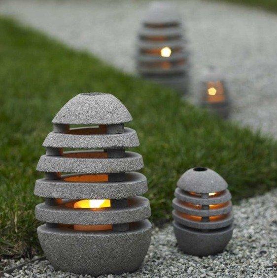 Фотография: Ландшафт в стиле , Декор интерьера, Освещение, Мебель и свет, Светильники – фото на INMYROOM