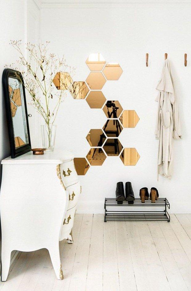 Фотография: Прихожая в стиле Скандинавский, Декор интерьера, Аксессуары, Декор, Мебель и свет – фото на INMYROOM
