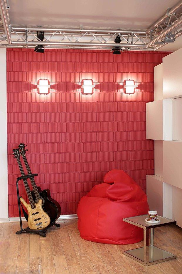Фотография: Декор в стиле Современный, Хай-тек, Эклектика, Квартира, Проект недели – фото на INMYROOM