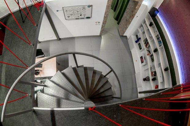 Фотография:  в стиле Современный, Офисное пространство, Офис, Дома и квартиры – фото на INMYROOM
