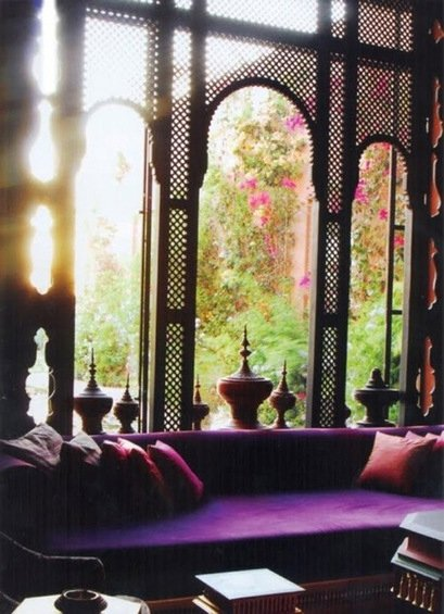 Фотография: Декор в стиле Восточный, Декор интерьера, Дом, Декор дома, Цвет в интерьере – фото на INMYROOM