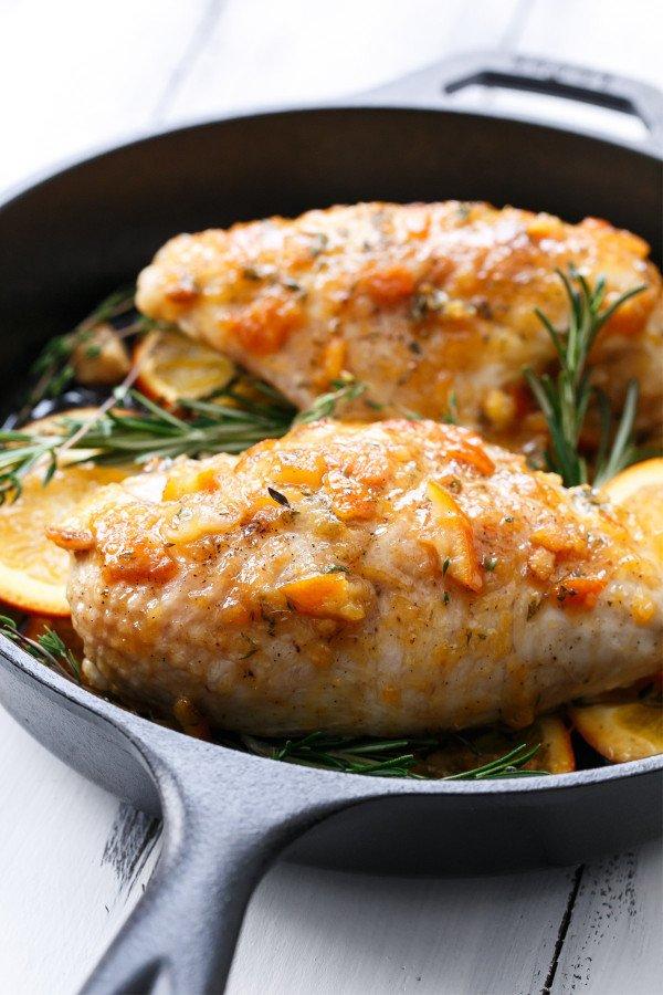 Фотография:  в стиле , Ужин, Основное блюдо, Здоровое питание, Птица, Кулинарные рецепты, 45 минут, Европейская кухня, Вкусные рецепты, Просто, Курица, Запекание, Апельсиновый джем – фото на INMYROOM