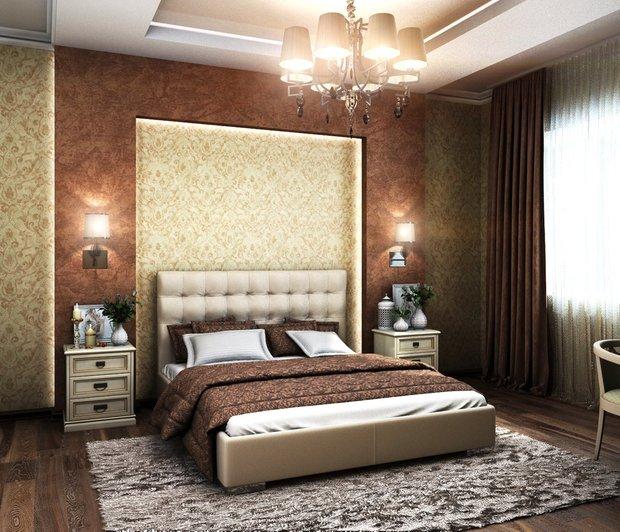 Фотография: Спальня в стиле Классический, Современный, Декор интерьера, Дом, Архитектура, Минимализм – фото на INMYROOM