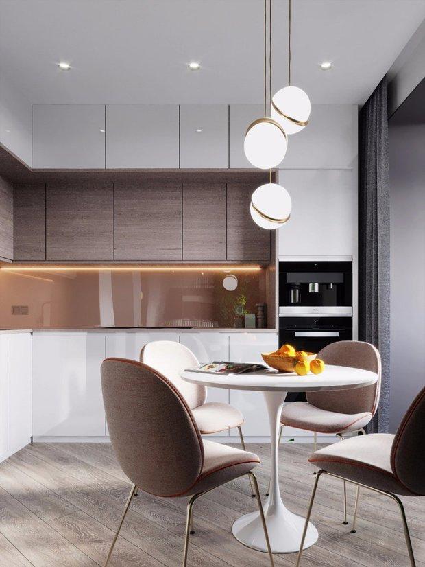 Фотография: Кухня и столовая в стиле Современный, Советы, Руслан Просвирин, Prosvirin Design – фото на INMYROOM