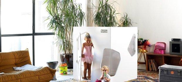 Фотография: Гостиная в стиле Лофт, Детская, Квартира, Дом, Советы, Barcelona Design – фото на INMYROOM