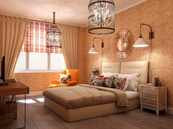 Фотография: Спальня в стиле Эклектика, Стиль жизни, Советы, Надя Зотова – фото на INMYROOM