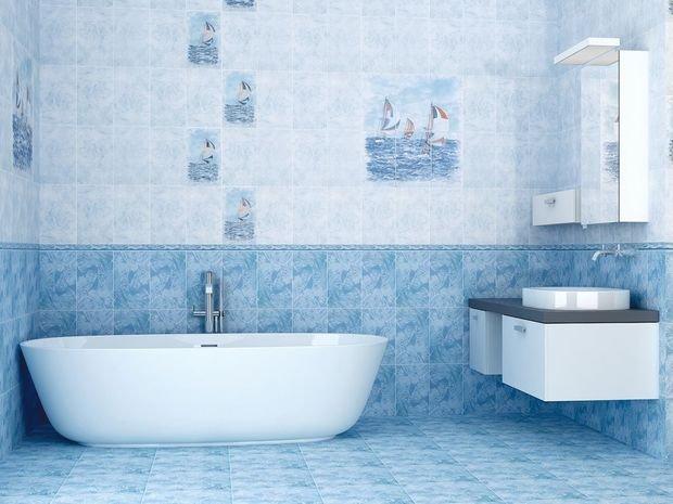 Фотография: Ванная в стиле Скандинавский, Декор интерьера, Квартира, Дом, Декор, Советы – фото на INMYROOM