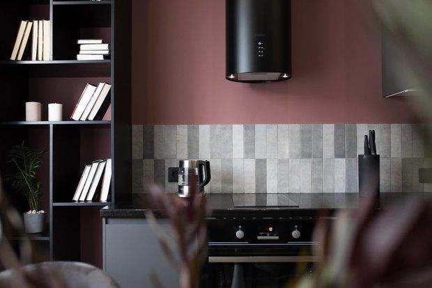 Фотография:  в стиле , Кухня и столовая, Советы, темная кухня – фото на INMYROOM