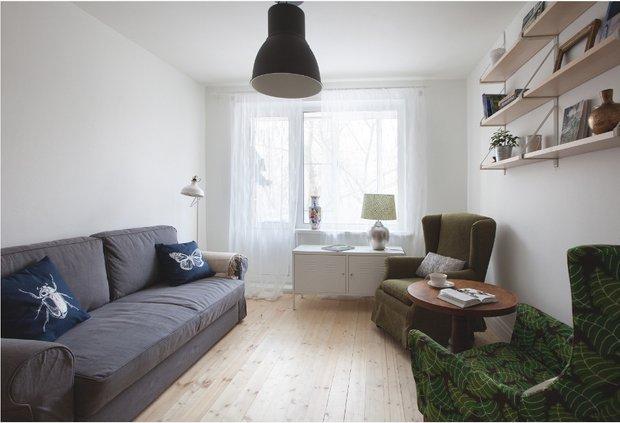 Фотография:  в стиле , Квартира, Гид, ИКЕА – фото на INMYROOM