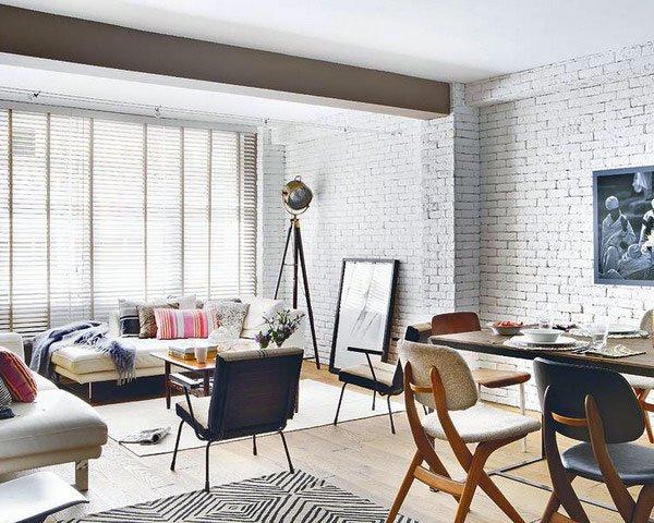 Фотография: Гостиная в стиле Современный, Декор интерьера, Декор дома, Стены – фото на INMYROOM
