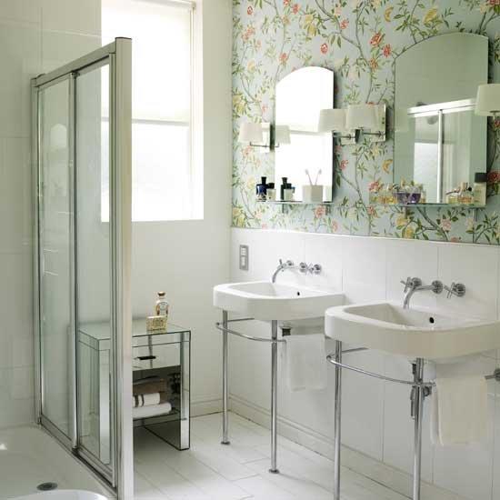 Фотография: Ванная в стиле Прованс и Кантри, Эклектика, Советы, Ремонт на практике – фото на INMYROOM