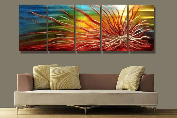 Фотография: Мебель и свет в стиле Современный, Декор интерьера, Декор дома, Картины, Постеры – фото на INMYROOM