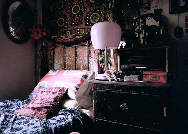 Фотография: Спальня в стиле Прованс и Кантри, Современный, Дизайн интерьера – фото на INMYROOM