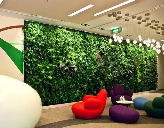 Фотография: Декор в стиле Современный, Эко, Декор интерьера, Офисное пространство, Ландшафт, Стиль жизни – фото на INMYROOM