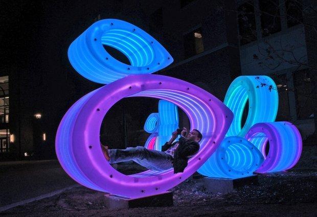 Фотография: Мебель и свет в стиле Современный, Хай-тек, Декор интерьера – фото на InMyRoom.ru