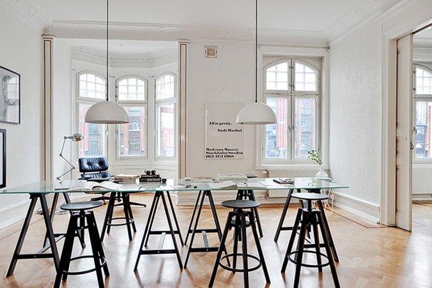 Фотография:  в стиле Хай-тек, Декор интерьера, Дизайн интерьера, Цвет в интерьере, Советы, Белый – фото на INMYROOM