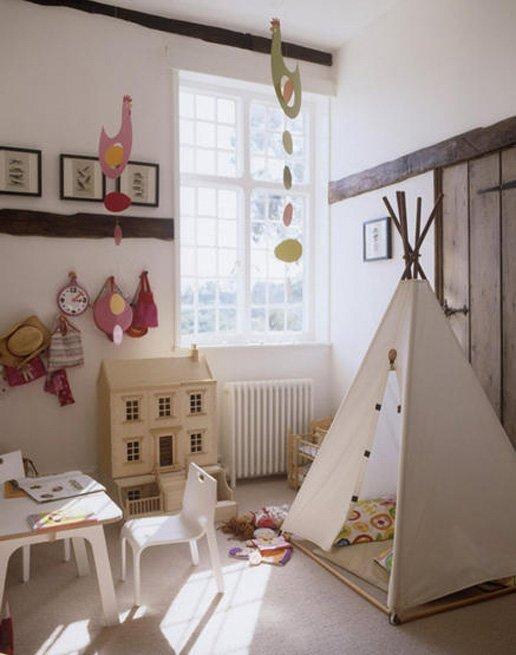 Фотография: Детская в стиле Скандинавский, Современный, Декор интерьера, Интерьер комнат – фото на INMYROOM
