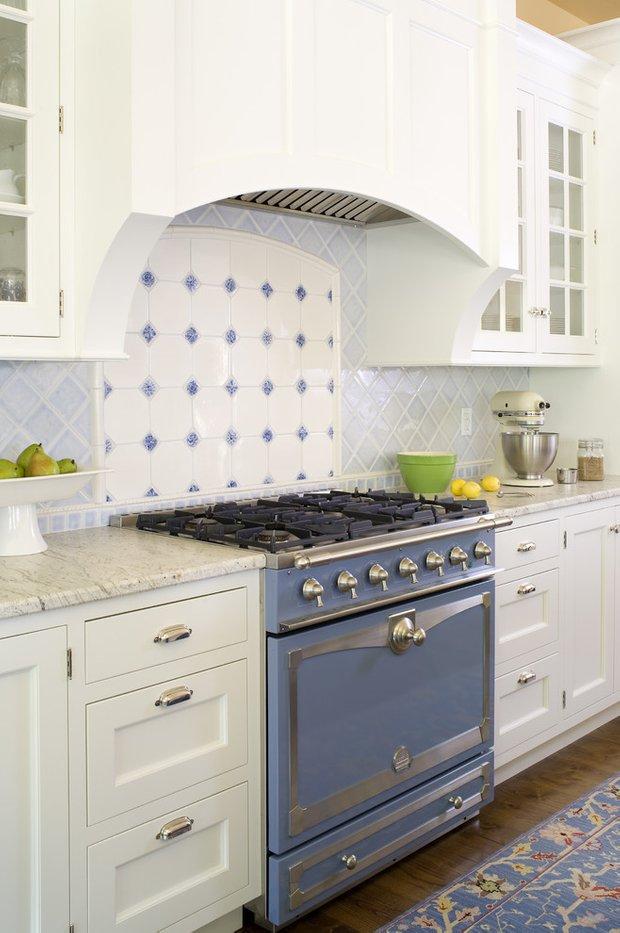 Фотография: Кухня и столовая в стиле Прованс и Кантри, Советы, Ремонт, Ремонт на практике – фото на INMYROOM