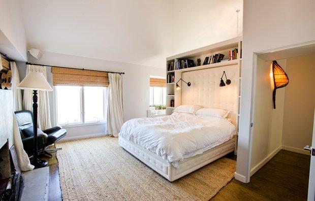 Фотография: Спальня в стиле Современный, Дома и квартиры, Интерьеры звезд – фото на INMYROOM