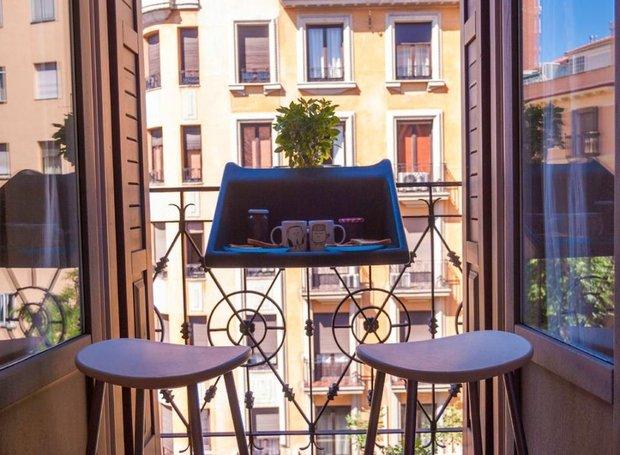 Фотография:  в стиле , Балкон, Декор интерьера, Советы – фото на INMYROOM