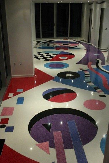 Фотография: Кухня и столовая в стиле Лофт, Скандинавский, Декор интерьера, Декор дома, Пол – фото на InMyRoom.ru