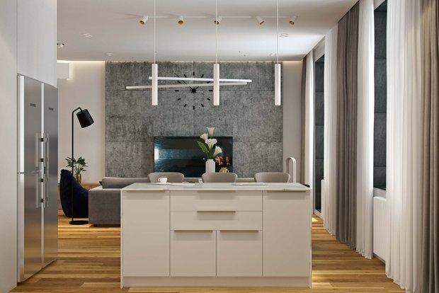Фотография: Кухня и столовая в стиле Скандинавский, Декор интерьера, Советы, Павел Герасимов, Geometrium – фото на INMYROOM