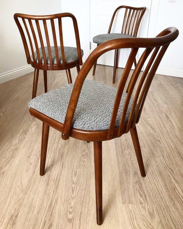 Фотография:  в стиле , DIY, антикварная мебель в интерьере, как сделать – фото на INMYROOM