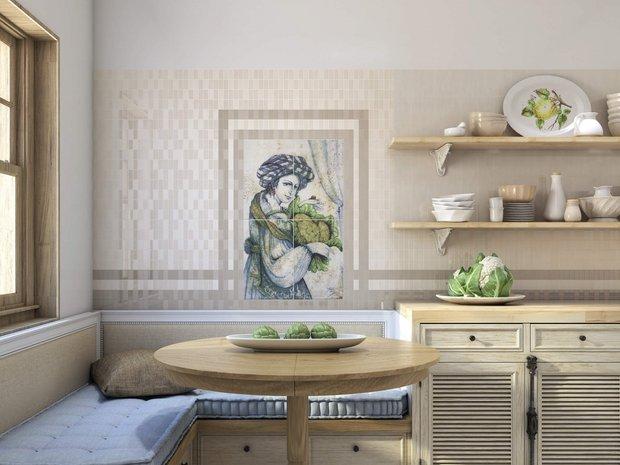 Плитка – серия «Аверно», Неаполитанская коллекция, KERAMA MARAZZI