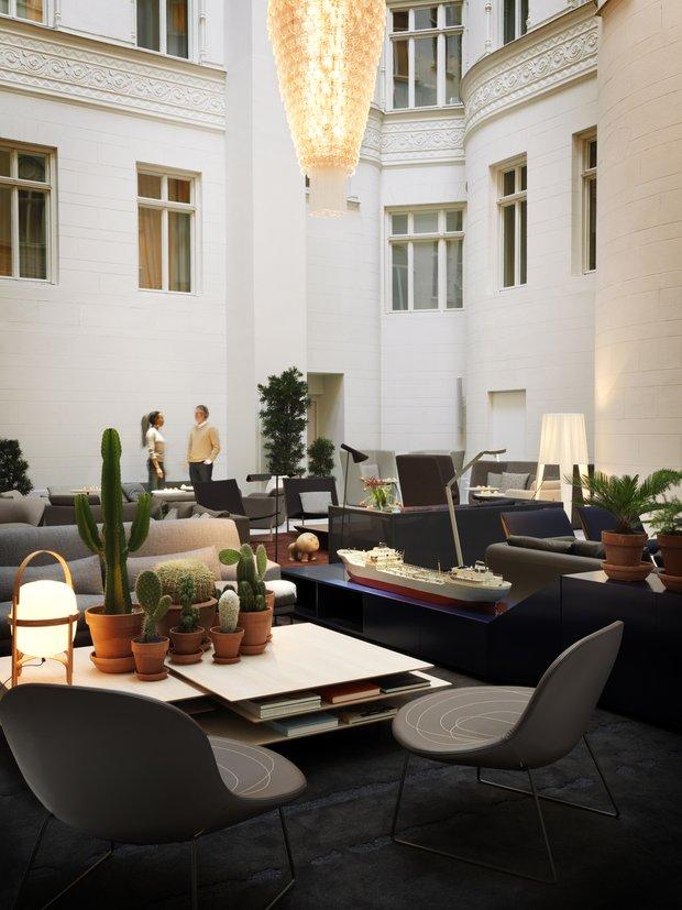 Фотография: Балкон, Терраса в стиле Современный, Дом, Дома и квартиры, Отель, Проект недели – фото на INMYROOM