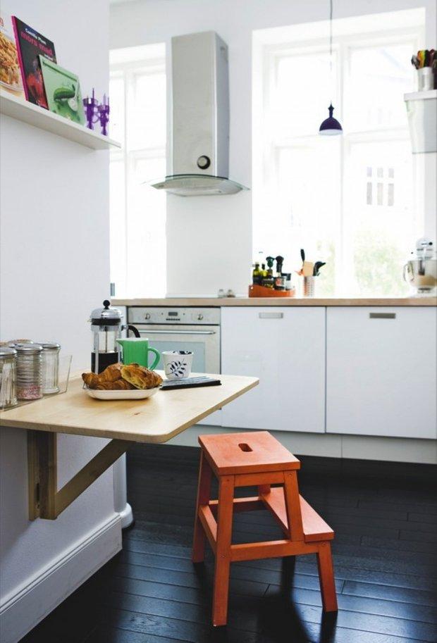Фотография: Кухня и столовая в стиле Скандинавский, Декор интерьера, Мебель и свет, Советы, ИКЕА, лайфхаки, мебель ИКЕА в интерьере – фото на INMYROOM