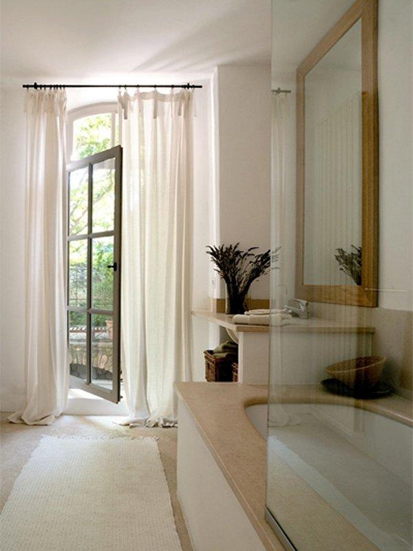Фотография: Ванная в стиле Современный, Дом, Дома и квартиры, Прованс – фото на INMYROOM