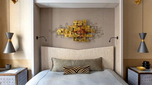 Фотография:  в стиле , Малогабаритная квартира, Советы, Интервью, Жан Луи Денио – фото на INMYROOM