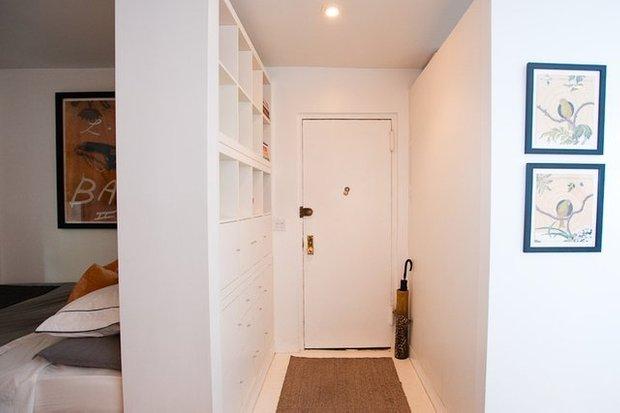 Фотография: Прихожая в стиле Скандинавский, Квартира, Дома и квартиры, IKEA, Стена – фото на INMYROOM