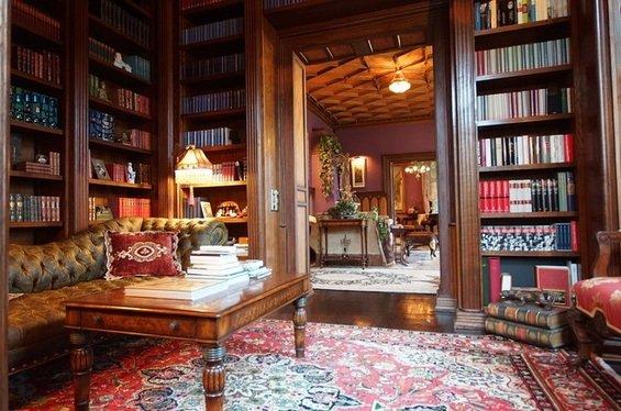 Фотография: Кабинет в стиле Прованс и Кантри, Дом, Германия, Дома и квартиры, Замок – фото на INMYROOM