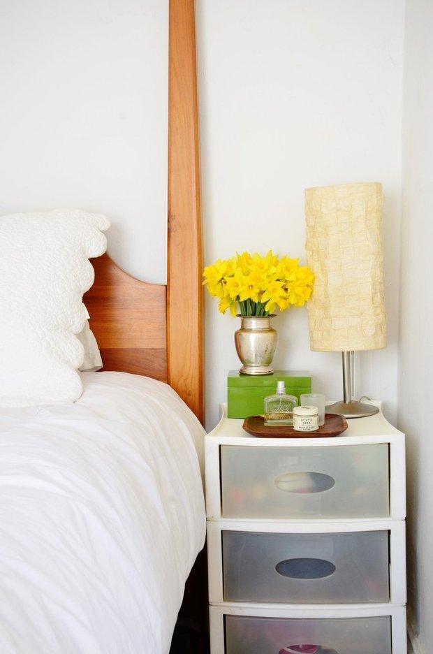 Фотография: Спальня в стиле Скандинавский, Декор интерьера, Квартира, Советы – фото на INMYROOM