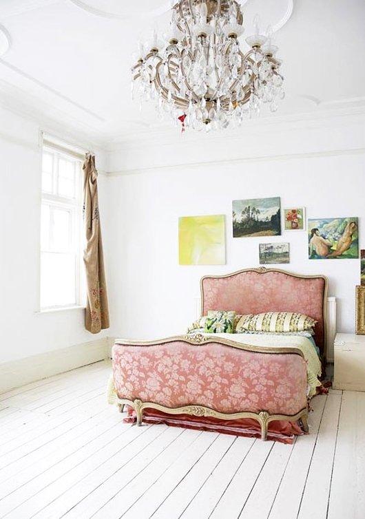 Фотография: Спальня в стиле , Декор интерьера, Дом, Стиль жизни, Советы, Шебби-шик – фото на INMYROOM